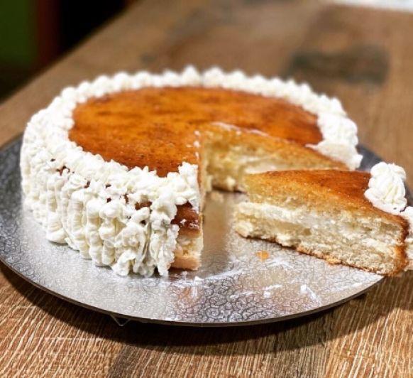 Una tarta especial para alguien especial