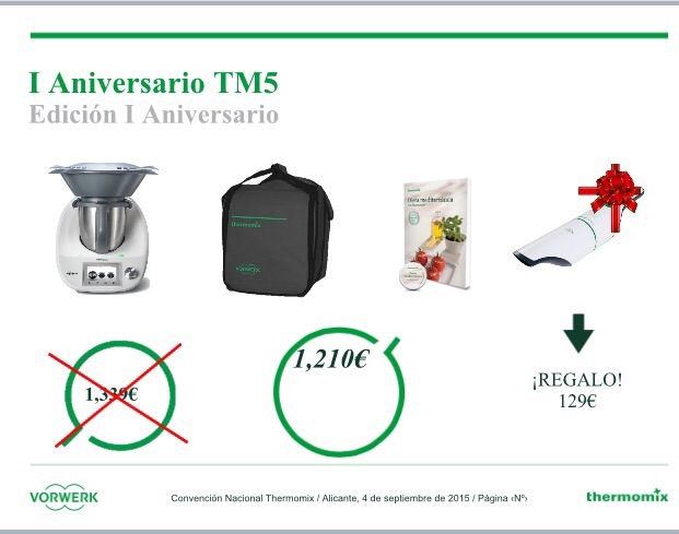 Aniversario Thermomix®