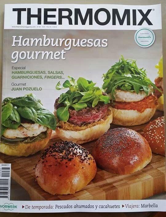 NUEVA PUBLICACIÓN DE Thermomix® MAGAZINE!!