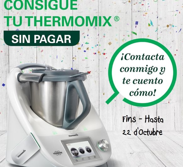 4 x 1 Thermomix® .