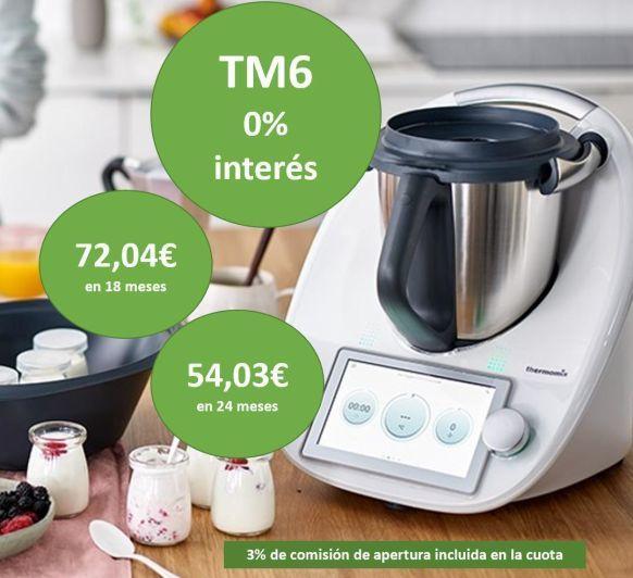 Tm6 0% interessos