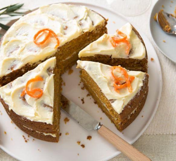 Como hacer tarta de zanahoria vegana con Thermomix®