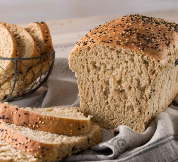 Pan integral con harina multicereales con Thermomix®