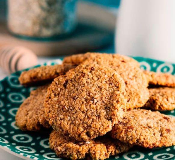 Como hacer galletas de avena y dátiles con Thermomix®