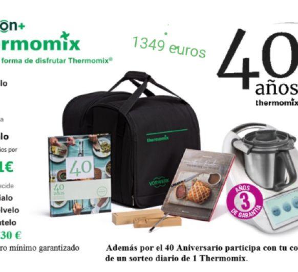 Thermomix® TM6 40 aniversari