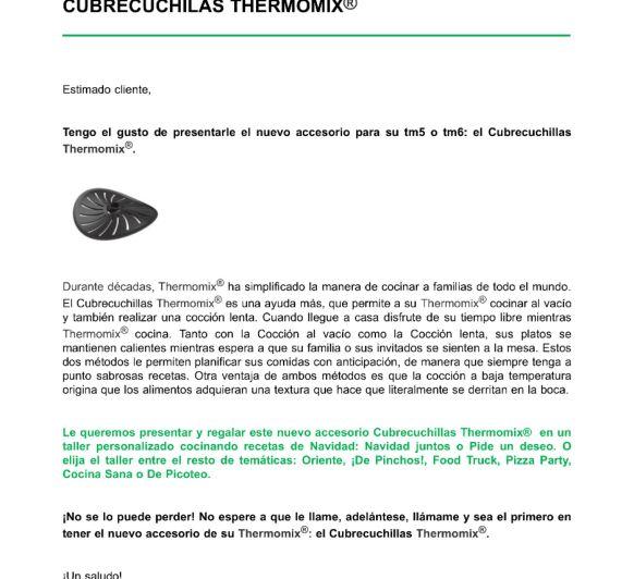 cubre Cuchillas gratis!! Girona!!