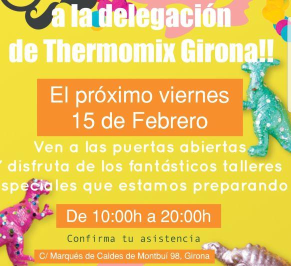 Carnaval de recetas en la delegación de Girona
