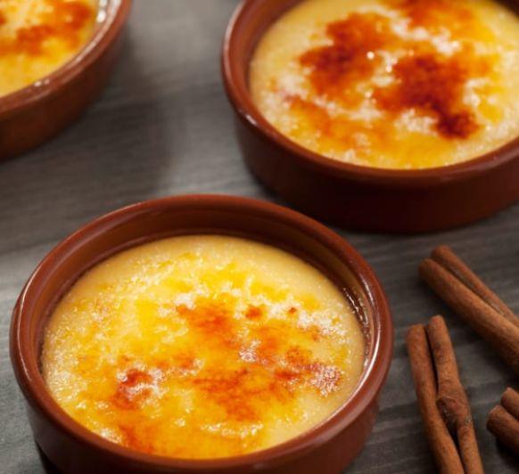 Crema catalana per el dia del pare !!!