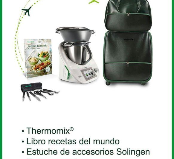 Thermomix® - CERCANIAS-LARGA DISTANCIA