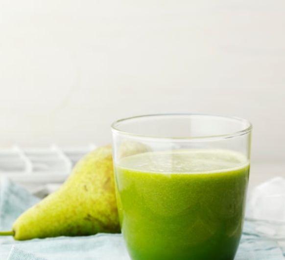 Como hacer bebida detoz de manzana y pera con Thermomix®