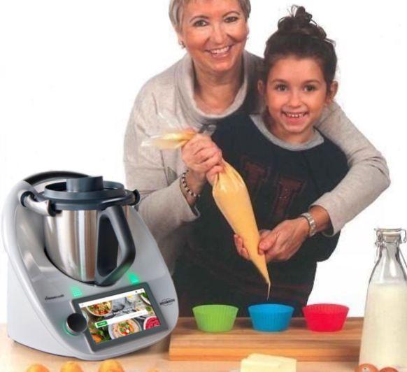 20 anys venent Thermomix® i més de 30 ensenyant cuina