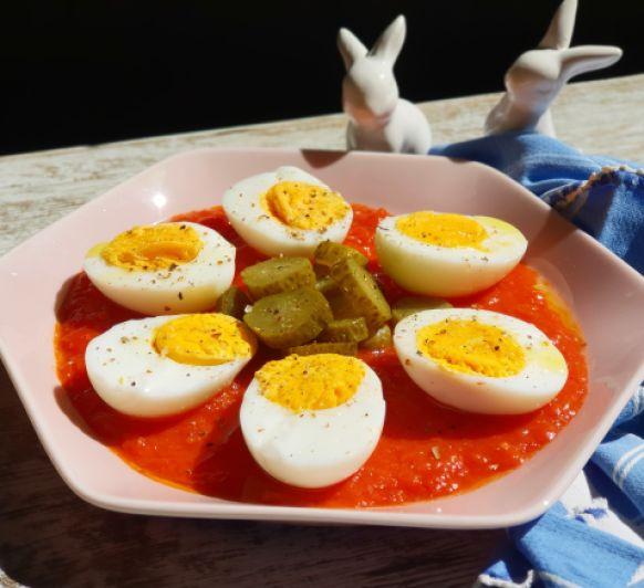 Huevos duros siempre perfectos