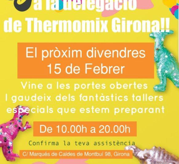 Jornada Puertas Abiertas Girona