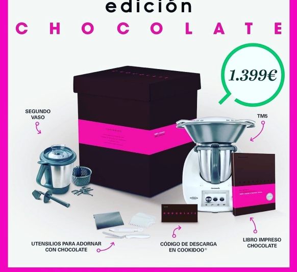 EDICIÓN CHOCOLATE ESPeCIAL FINANCIACIÓN 0%