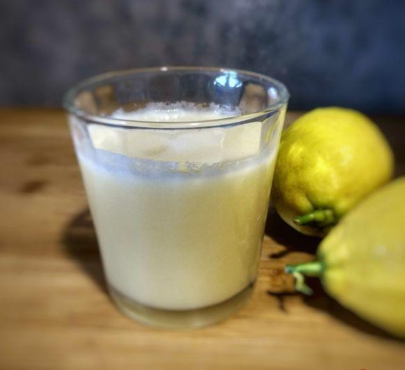 Bebida para las defensas (Limón Jengibre y miel)