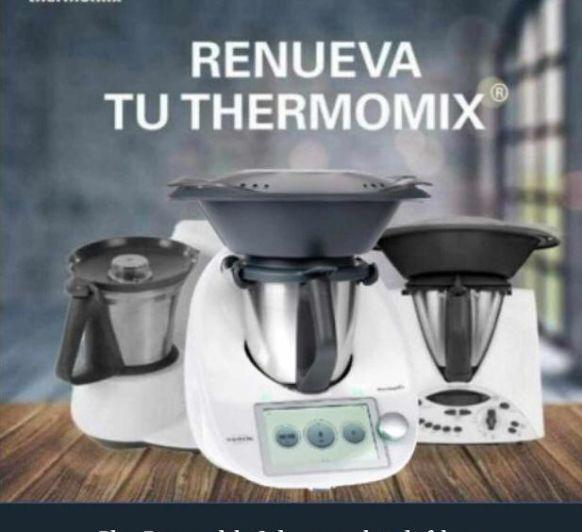 PLAN RENOVE Thermomix® . Vols el TM6?