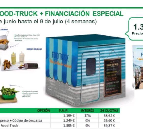 Edición FOOD - TRUCK + FINANCIACIÓN 0%