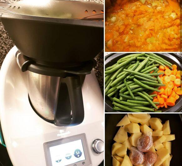 cuina a nivells